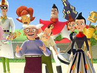 Meet The Robinsons / 3